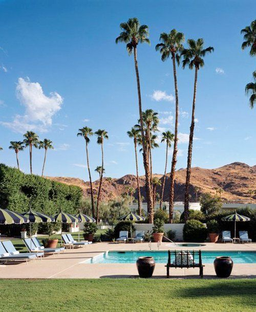 The Parker Palm Springs | The Lifestyle Edit