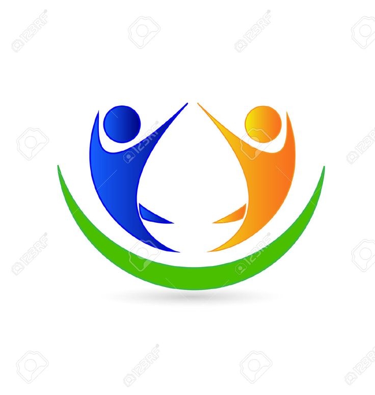 Teamwork Icon Company Card Vector Royalty Free Cliparts, Vectors, And Stock Illustration. Pic 27751521.