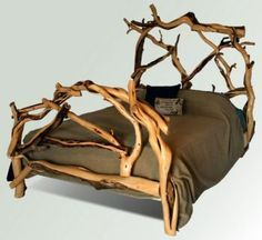 this is the related images of Beds Made Out Of Trees