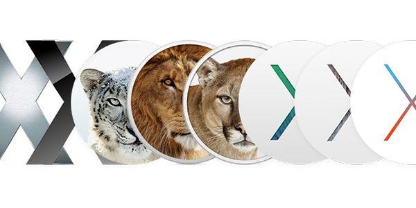 15 Ani de OS X: Evolutia Sistemului de Operare Apple Mac OS X de-a lungul anilor