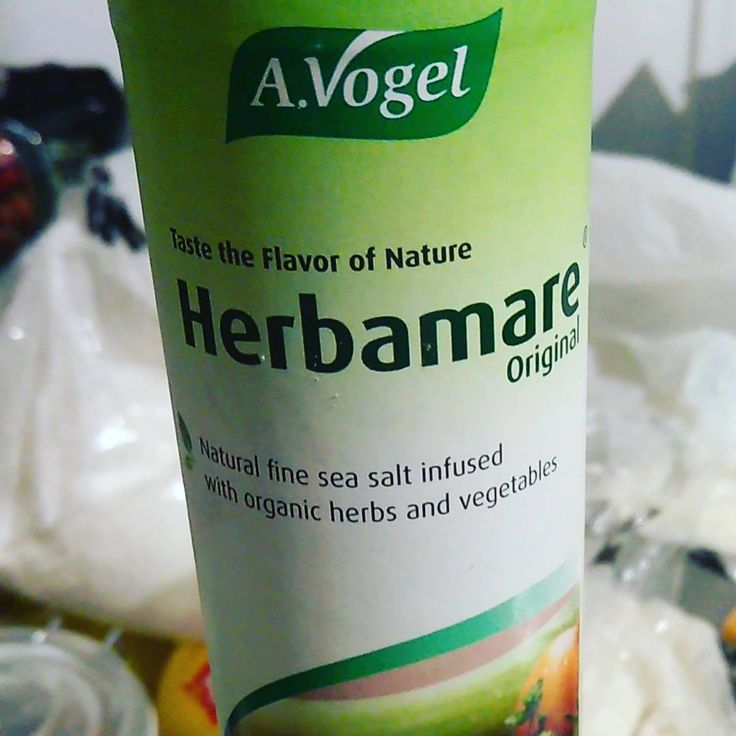 This is the seasoning salt I used for dinner tonight, from @socialnature #socialnature  #herbamare