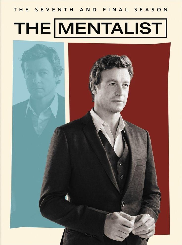 Mentalist saison 7 en dvd