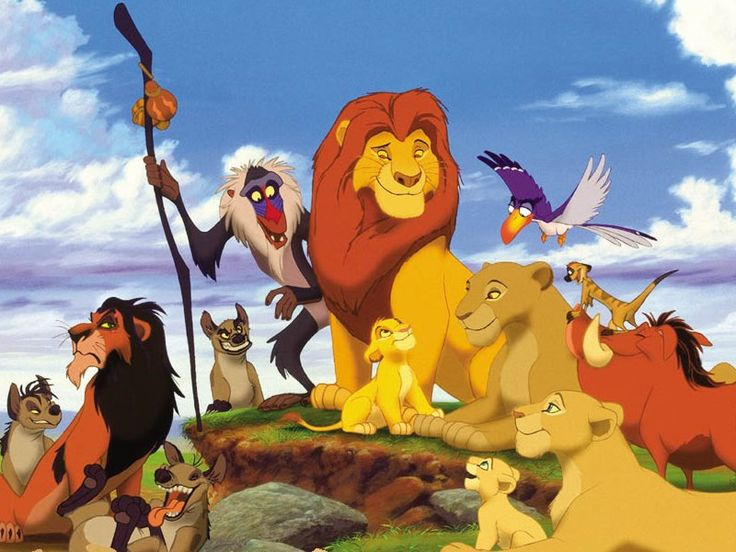 Le Roi lion (The Lion King) est le 43e long-métrage d'animation et le 32e « Classique d'animation » des studios Disney. Sorti en 1994.