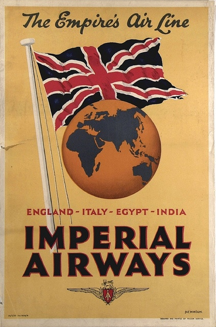 Imperial Airways The Empire's Air Line 1930