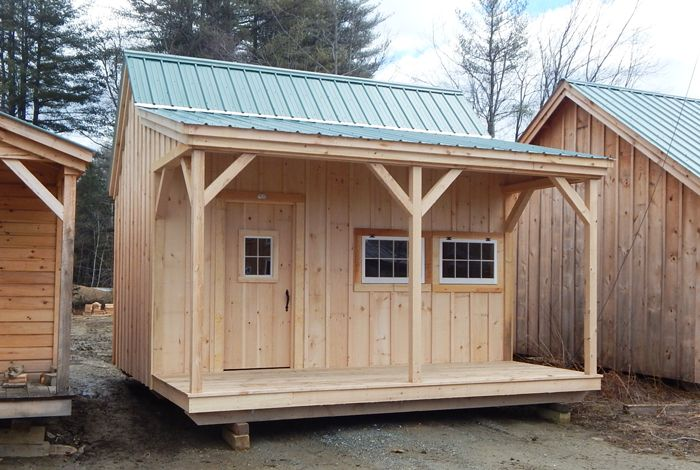 Build This Cozy Cabin Cozy Cabin Magazine Do It Yourself: Homesteader 16' X 16'. This Cabin Kit Has An Estimated