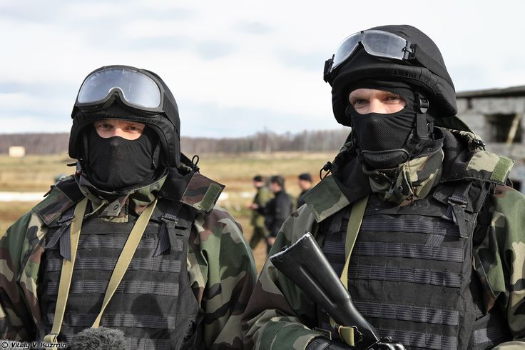 Meet russian soldiers at variani 4
