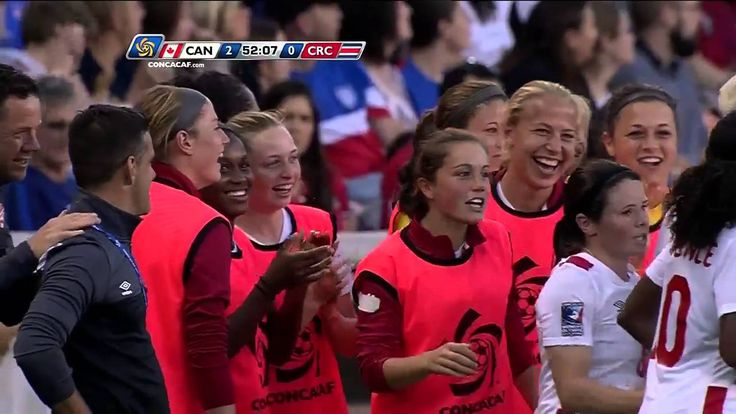 Christine Sinclair golazo vs Costa Rica - 2016 Olympic qualifying https://www.youtube.com/watch?v=PLuQ6Gs7Ls4 Love #sport follow #sports on @cutephonecases