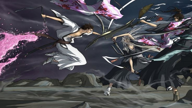 Bleach Game | Battle Arena 4 | Browser Online Games