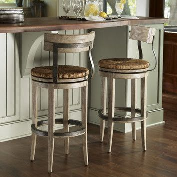 Rustic And Refined, This Stool Brings Atmosphere And Character Into Your  Home.