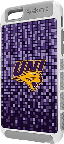 University of Northern Iowa iPhone 6s Plus Cargo Case - Northern Iowa Checkered Cargo Case For Your iPhone 6s Plus. Built To Last - Tough iPhone 6s Plus Cargo Case Made With A Double Layer Hard Shell & Rubber Liner Protection. Offically Licensed Northern Iowa, University of Case Design. Industry Leading Vivid Color Vinyl Print Technology. Textured Sidewalls - For Added Comfort & Enhanced iPhone 6s Plus Grip. Precision iPhone 6s Plus Fit - Increasing Protection Without Sacrificing Function.