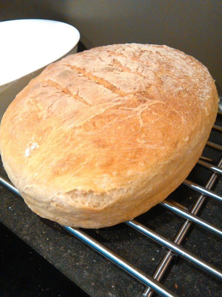 Domácí pečivo - lehký chléb