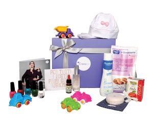 Ad Aprile Nonabox porterà una ventata di freschezza primaverile e tante novità per te ed il tuo bambino. Pronta a scartare la tua scatola?