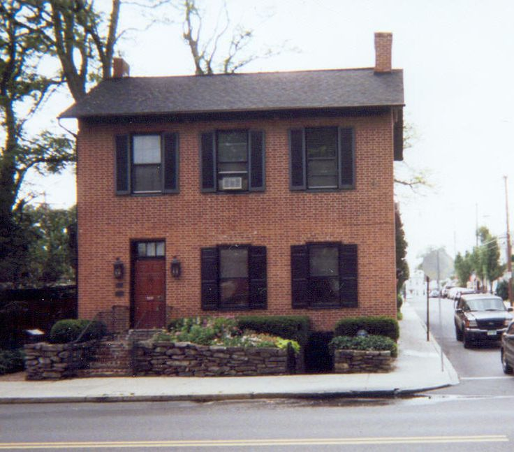 Farnsworth House One Of The Most Haunted Places In America Red Inn From Gettysburg