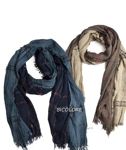 Biocolore Collection | Made in Italy Scarves | Made in Italy Accessories https://madeinitalyaccessories.com/scarves