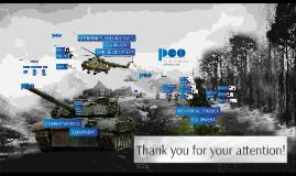 #Military #Prezi #presentation with a #tank, #soldier and #army vehicles! #design
