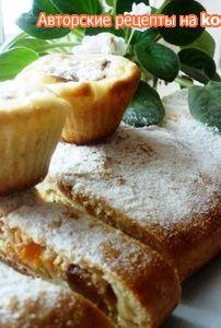 Шикарное творожное тесто и выпечка из него