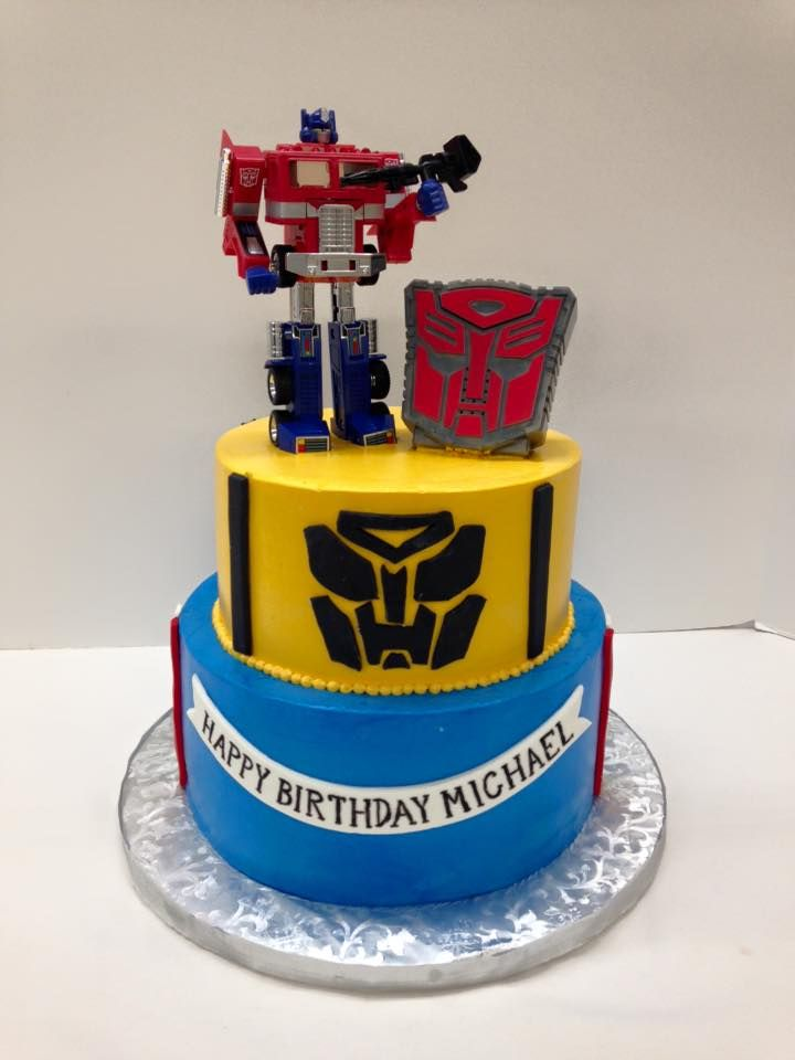 Excellent Transformers Birthday Cake Designs By Peppers Artful Events Funny Birthday Cards Online Alyptdamsfinfo