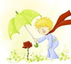 Risultati immagini per piccolo principe rosa