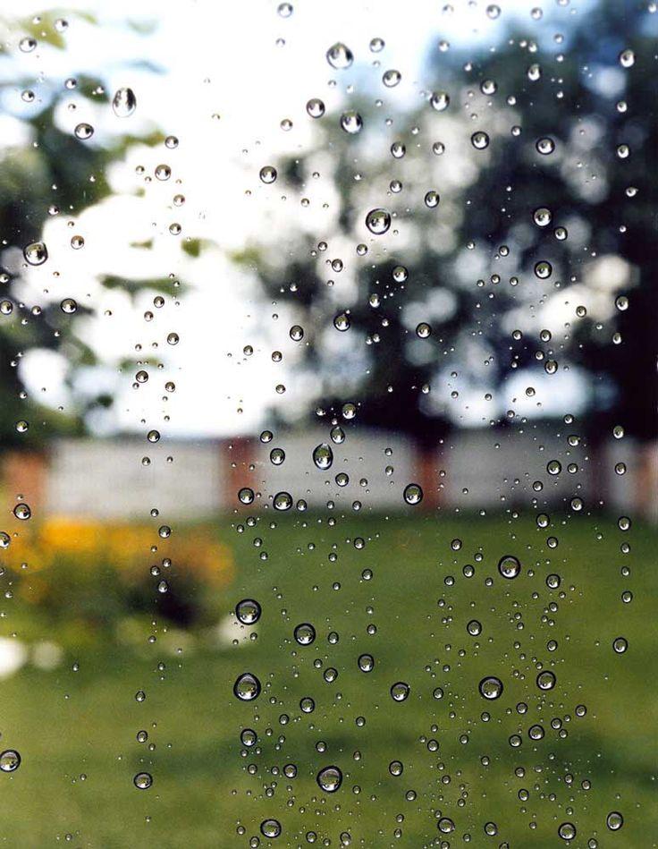 Raindrops 2004