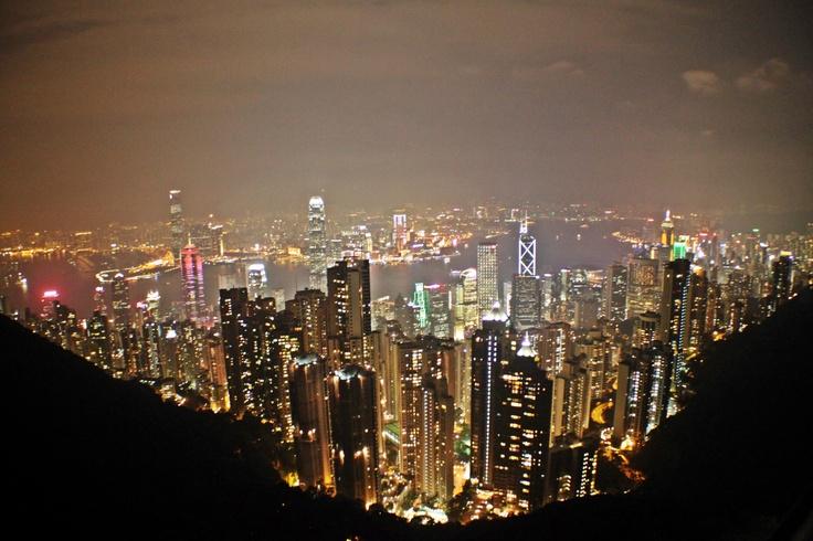 Hong-Kong Victoria Peak