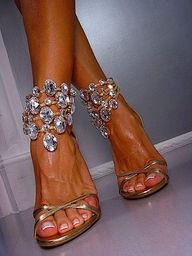 Bling fling | www.myLusciousLife.com - shoes