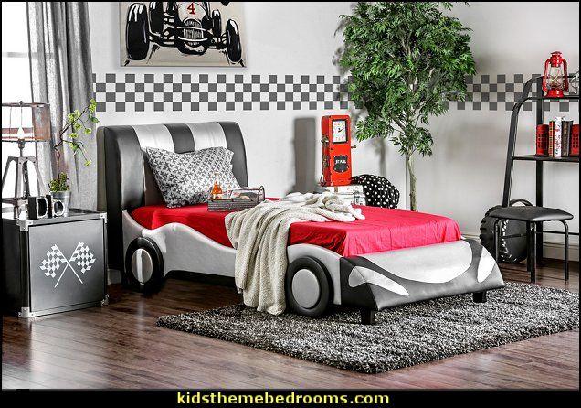 Best 25+ Race Car Bedroom Ideas On Pinterest