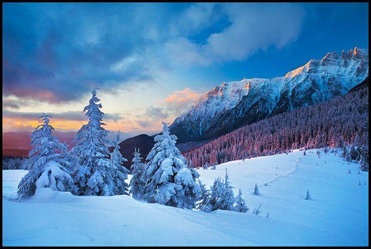 out of the blue by Zsolt Andras Szabo: Photographers Zsolt, Favorite Places, Natural Photography, Snow Giant, Beautiful Landscape, Winter Wonderland, Afl Collection, Andra Szabo, Mountain Landscape