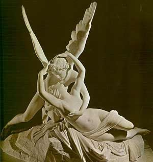 Amore e Psiche by Antonio Canova: Angel, Amor E Psich, Candida Martinelli, Beautiful Paintings, Art Sculpture, Biggish Sculpture, D Art, Antonio Canova, Beautiful Things