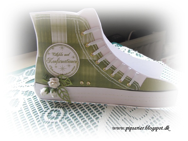 pipserier: Converse boot card (Donna)