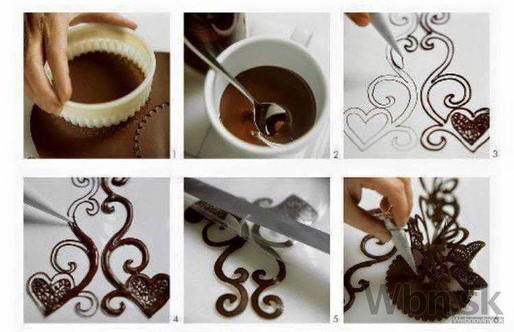 Originálne tipy a triky na výrobu cukrárskych dekorácií