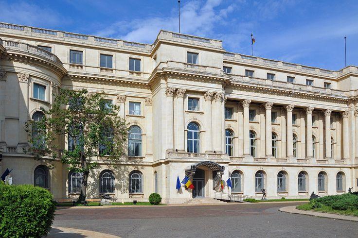 National Museum of Art of Romania, Bucharest