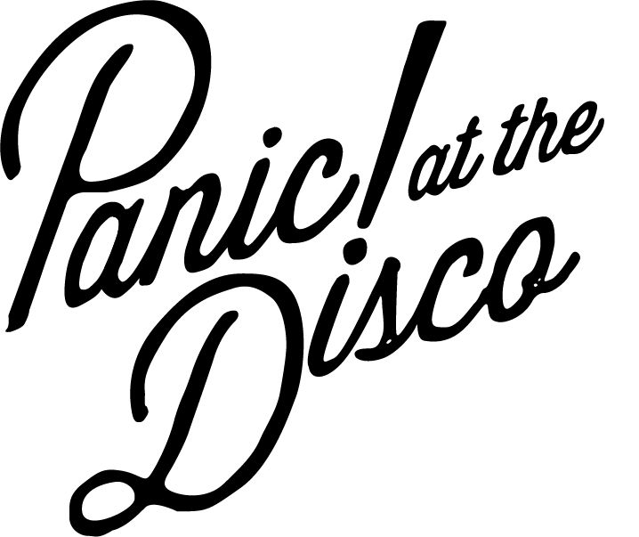 Panic! At The Disco - Logo Vector by unkemptdoodlings.deviantart.com on @DeviantArt