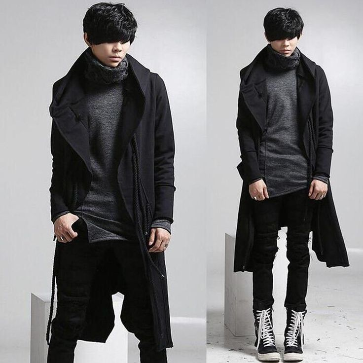 Wholesale cheap long trench coat men gender -wholesale- mens casual wool overcoat hooded fashion long trench coat men hip hop black long coat hoodie jacket from Chinese men's trench coats supplier - amandal on DHgate.com.