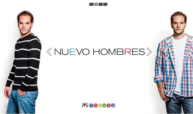 Encontrá lo último de la colección Otoño-Invierno '14 acá --> http://www.mitrenda.com/new-products/hombre.html