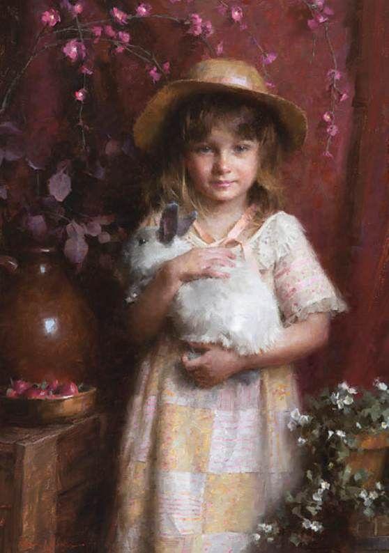 Morgan Weistling - Easter