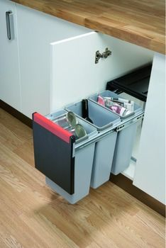 Best Of Kitchen Recycling Bins for Cabinets