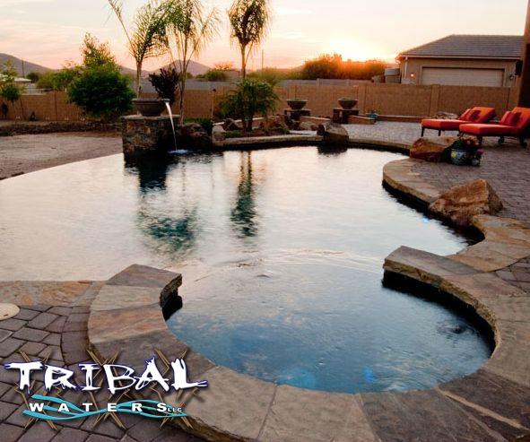 Image Of Sunny Arizona Pools