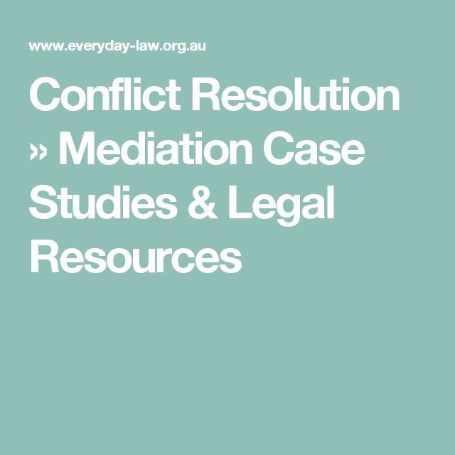 conflict resolution case studies Courses not on this list may also be eligible with pre-approval by certificate program facultypa 577: case studies in collaborative governance (3 credits) – spring pa 543: creating collaborative communities (3 credits.