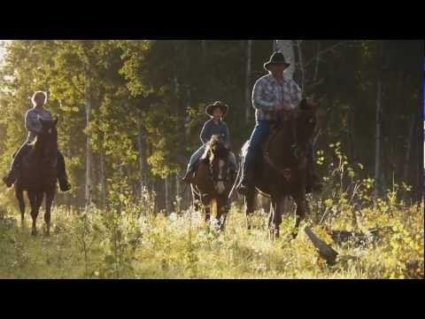 Sturgeon River Ranch - he likes Bison...and CATS...bwahahahaha.  Great vid!