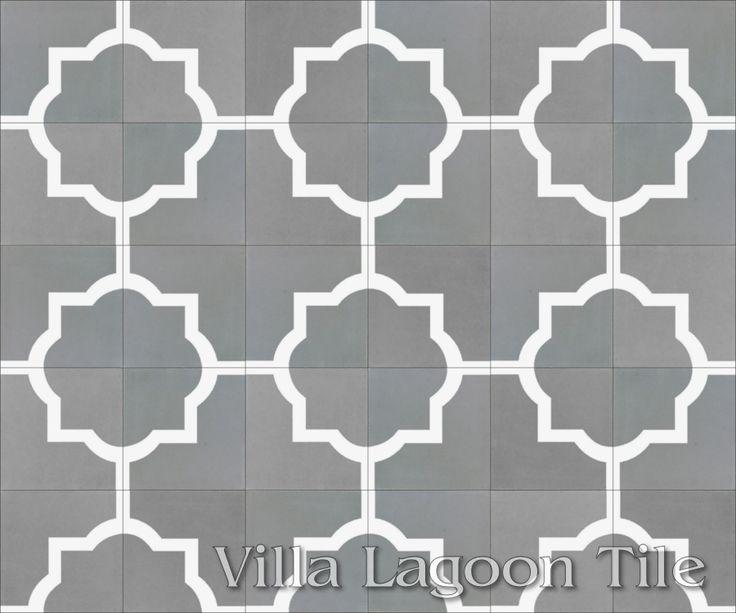 Piazza Cement Tile