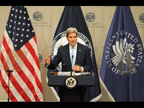 The Current Situation in Syria: Secretary Kerry Public Address