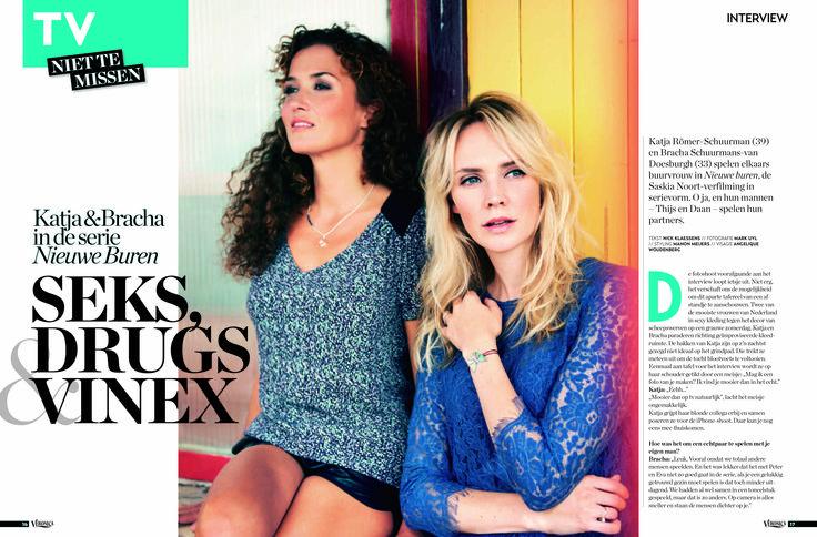 Veronica Magazine September 2014 - Sam&Haas