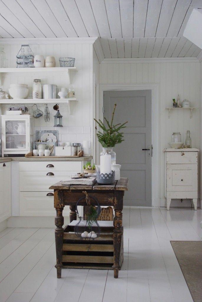 Brocante Keuken Pinterest : Brocante keukens op Pinterest – Brocante, Shabby Chic Keuken en