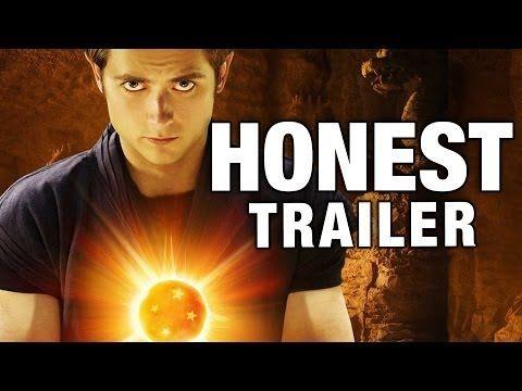 Honest Trailers - Dragonball Evolution (Feat. TeamFourStar) - YouTube