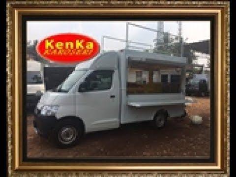 Pembuat dan Penjual Mobil Toko - Cafe - Resto - Promosi