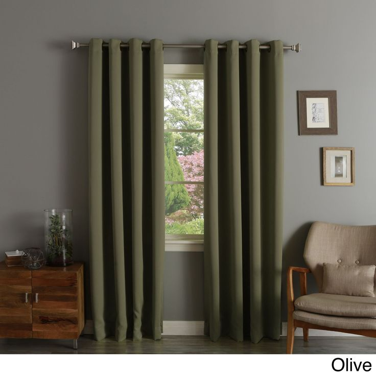 Best 25 olive green walls ideas on pinterest olive - Curtains for olive green walls ...
