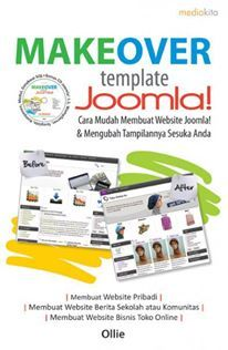 Makeover Template Joomla by Ollie