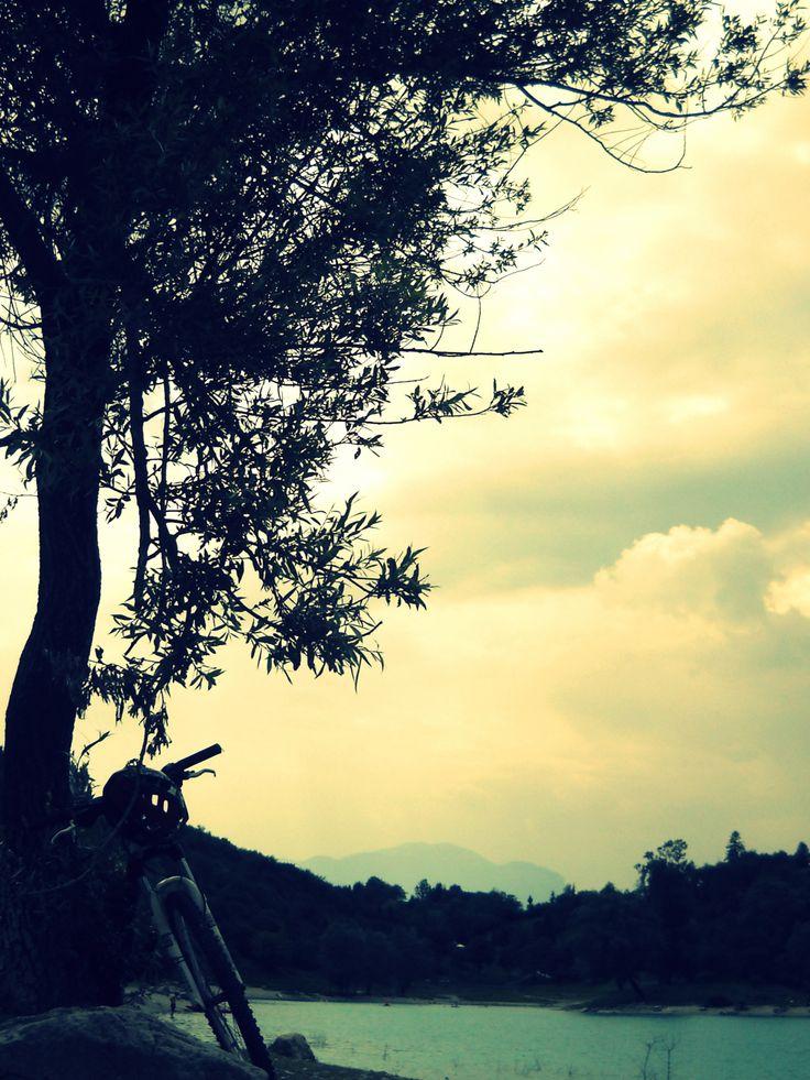 Estate 2012 - girando, con amici, i monti sopra Trento...