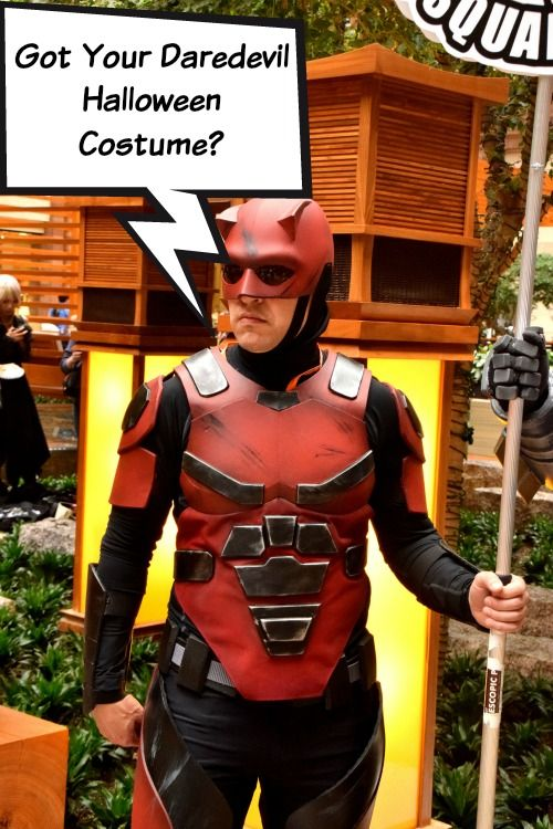 Time to pick up your Daredevil Halloween costume! We have the latest Daredevil…