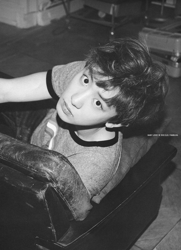 [ CHANYEOL ] - Die Jungs Photobook #exo